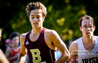 2018 Brebeuf XC Sectional Boys
