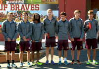 2015 Boys Cross Country Sectional