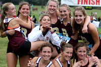 2015 Brebeuf Cross Country Video