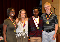 2016 Track & Field Awards Banquet